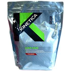 Kinetica Lean Gain Strawberry 3kg