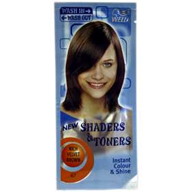 Wella Shaders and Toners Instant Colour and Shine Rich Velvet Brown  67 14ml