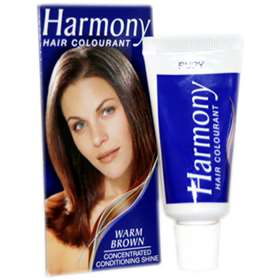 Harmony Hair Colourant Warm Brown Ruby 17ml
