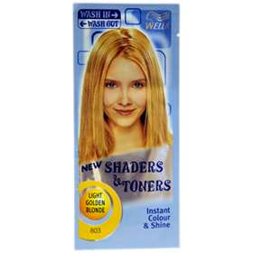 Wella Shaders and Toners Instant Colour and Shine Light Golden Blonde 803 14ml