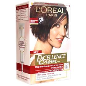 L'Oreal Excellence Mahogany Brown 5.5