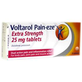 Voltarol Pain Eze Emulgel Side Effects