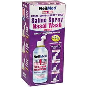 NeilMed NasaMist Saline Spray 177ml