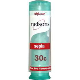 Nelsons Sepia 30c