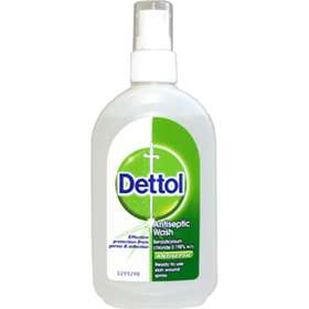 Dettol Antiseptic Wash 100ml