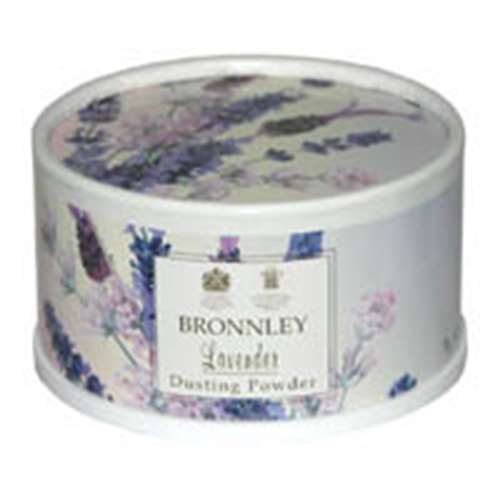 Image of Bronnley Lavender Dusting Powder 75g