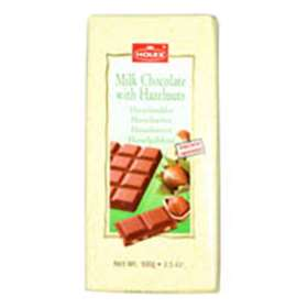 Holex Milk Hazelnut Chocolate 100g
