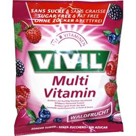 VIVIL Wildberry Multi Vitamin Sweets 75g