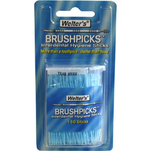 Image of Welter's Brushpicks 150 Sticks