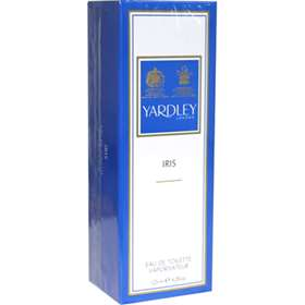 Yardley London Iris Eau De Toilette Vaporisatuer 125ml