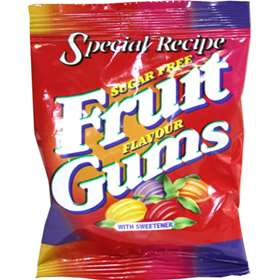 Special Recipe Sugar Free Fruit Gums 45g