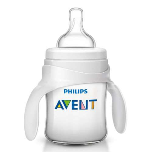 Image of Avent Bottle to first Cup Trainer 4m+