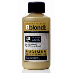 Jerome Russell B Blonde Cream Peroxide 30 Volume