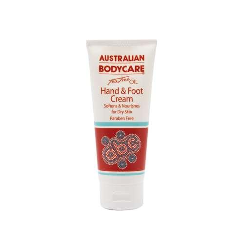 Image of Australian Bodycare Tea Tree Oil Hand and Foot Cream 100ml
