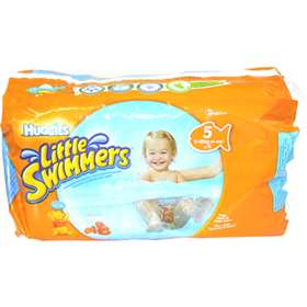 Huggies Little Swimmers Size 5 (11-18kg/24-40lb) 11 Pack