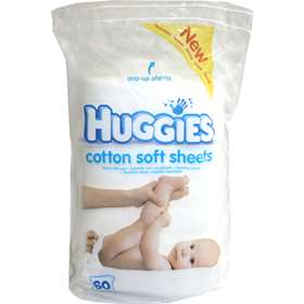 Huggies cotton soft sheets 60 pack for How to buy soft sheets
