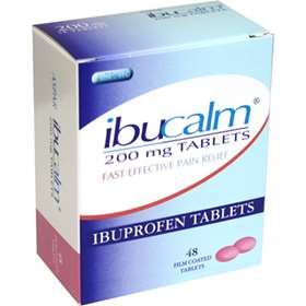 Ibucalm 48 Tablets 200mg