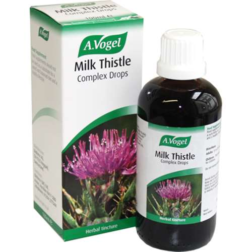 A. Vogel Milk Thistle 100ml