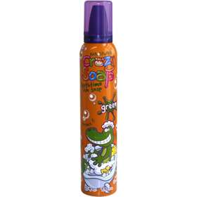 Crazy Soap Bathtime Fun Spray Green 225ml