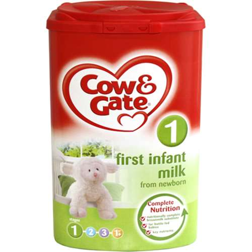Image of Cow and Gate 1 First Infant Milk (From Newborn) 900g