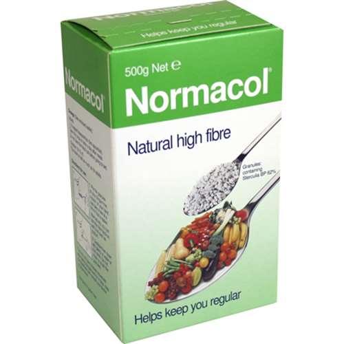 Normacol Natural High Fibre 500g