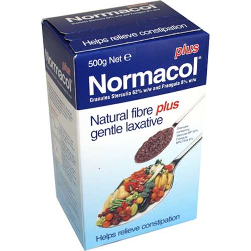 Normacol Plus Natural Fibre 500g