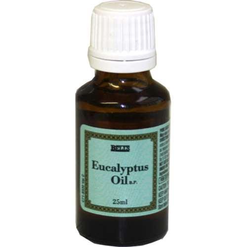 Image of Eucalyptus Oil 25ml
