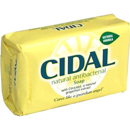 Image of Cidal Natural Antibacterial Soap 125g