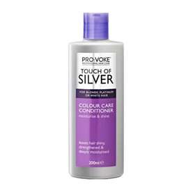 Touch Of Silver Colour Care Conditioner 200ml