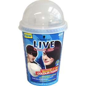Schwarzkopf Live Color Foam XXL Violet Berry Burst
