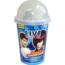 Schwarzkopf Live Color Foam XXL Red Berry Passion