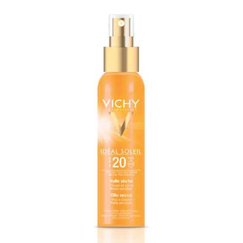Click to view product details and reviews for Vichy Ideal Soleil Suncare Oil Spf 20 125ml.