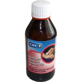 Care Hydrogen Peroxide Solution 30 Vols