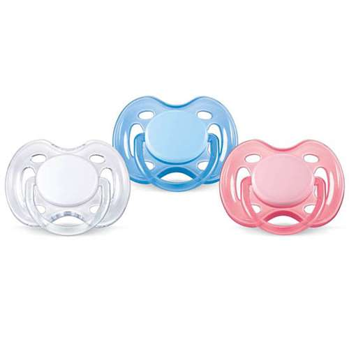Image of Avent Free Flow Soothers (0-6m)
