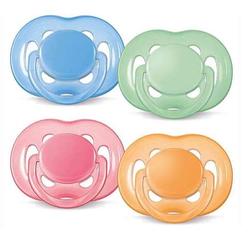 Image of Avent Free Flow Soother (6-18m) 2 Pack