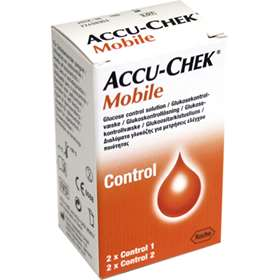 Accu-Chek Mobile Control Solution