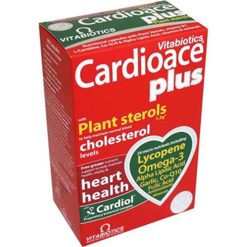 Cardioace Plus Capsules 60