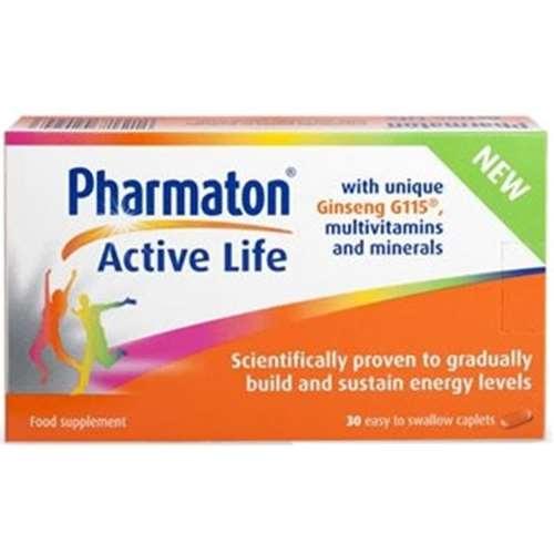 Image of Pharmaton Active Life 30