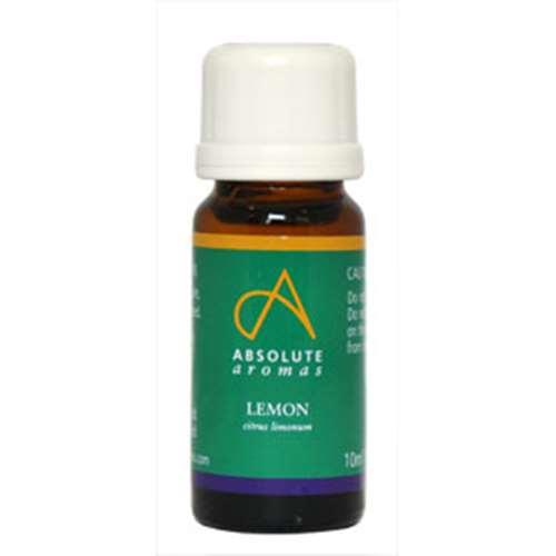 Image of Absolute Aromas Lemon Oil 10ml