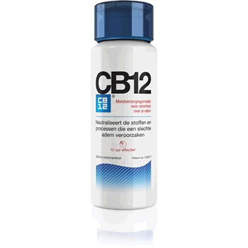Image of CB12 Mint/Menthol Safe Breath Oral Care Agent 250ml