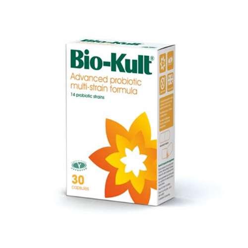 Image of Bio-Kult Advanced Probiotic Multi-Strain Formula 30 Capsules