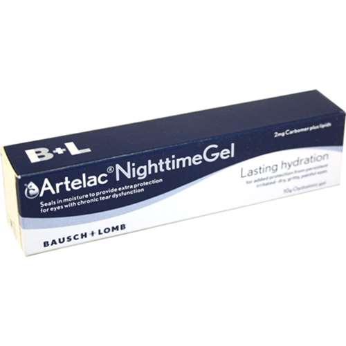 Image of Artelac Night Time Eye Gel 10g
