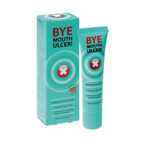 Image of Bye Mouth Ulcer Gel 15ml