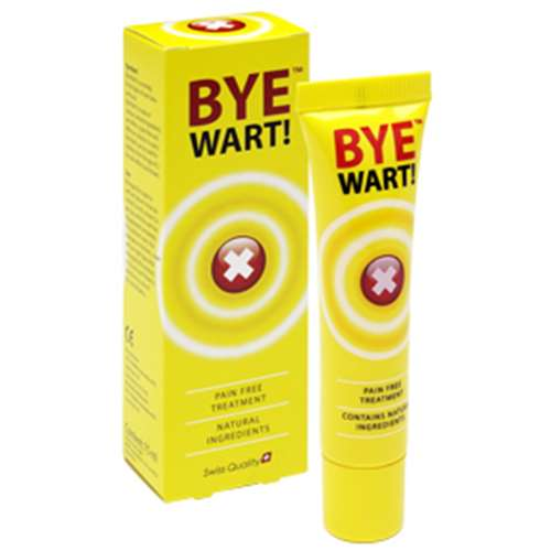 Image of Bye Wart Cream 15ml
