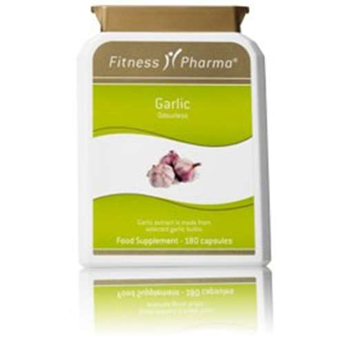 Fitness Pharma Garlic Capsules 180