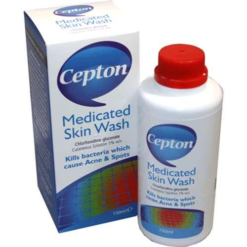 Image of Cepton Medicated Skin Wash 150ml