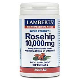 Lamberts Super Strength Rosehip 10,000mg Tablets