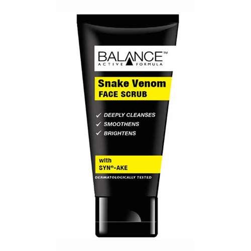 Image of Balance Active Formula Snake Venom Face Scrub 75ml