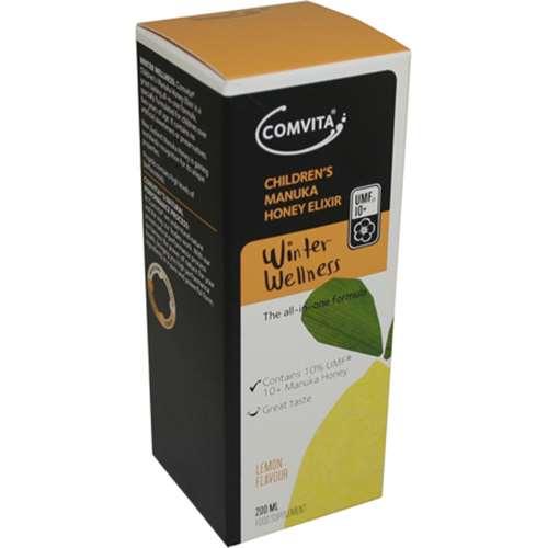 Image of Comvita Children's Manuka Honey Elixir 200ml
