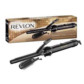 Revlon Ceramic Tong and Brush